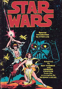 Star Wars na Marvel, na década de 70