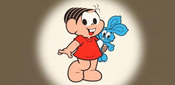 A primeira história em quadrinhos com a Mônica foi publicada em 1963