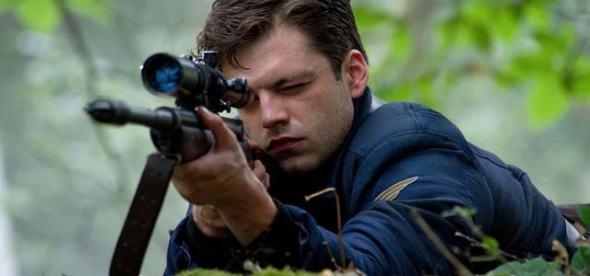 """Bucky Barnes em """"Capitão América - O Primeiro Vingador"""""""
