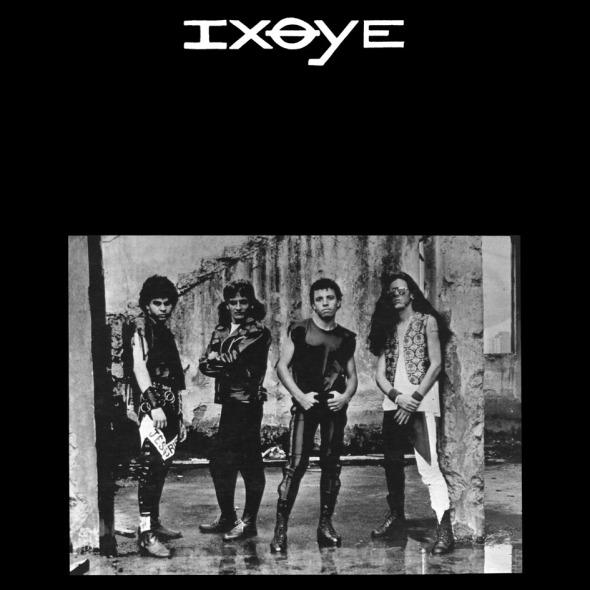 Calvário - Ixoye - Back