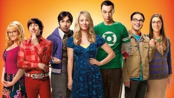 Elenco da série 'The Big Bang Theory' (Divulgação)