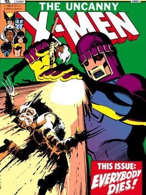 Os Fabulosos X-Men 142. A capa anunciava o destino dos heróis (Foto: Divulgação/ Marvel)