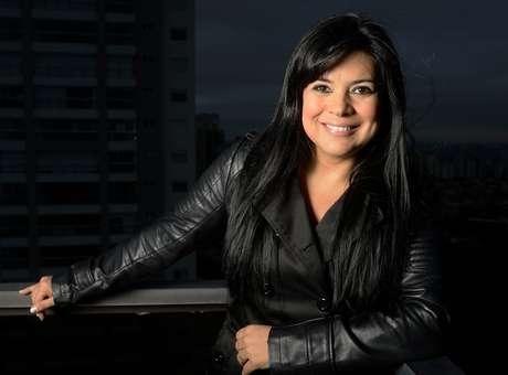 Do alto da cobertura na ZN de São Paulo, Mara falou sobre o passado na TV e que aguarda a sua chance para voltar ao estrelato Foto: Alan Morici / Terra