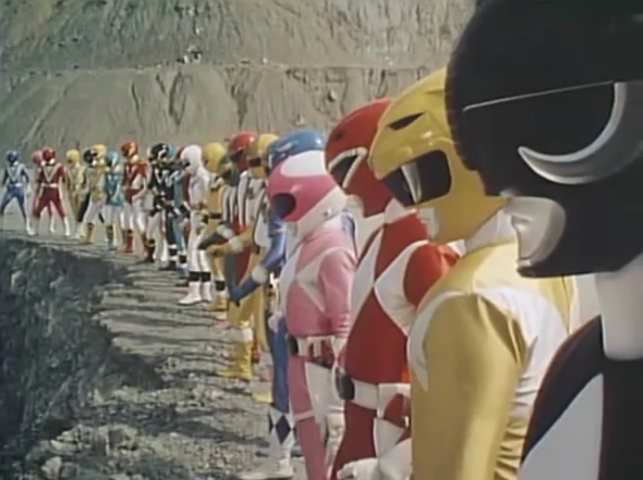 Super Sentai World (1994)