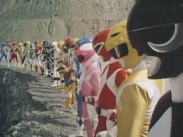 Super Sentai World (1994)